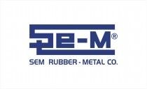 SEM Rubber Metal Co - Logo 2016